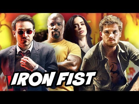 Iron Fist Review - Problems Explained and Marvel Netflix Future