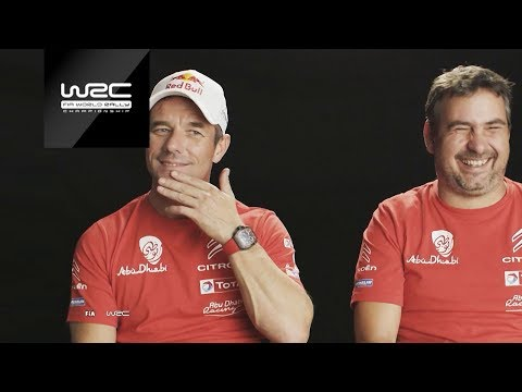 WRC 2018: Sébastien Loeb / Daniel Elena