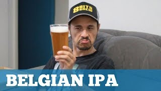 Receita Cerveja Belgian IPA (BIAB)
