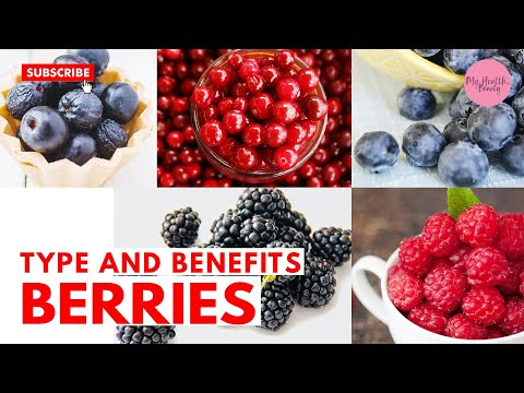 , title : '40 Incredible Health Benefits Of Berries l  Everything You Should Know About this Superfood