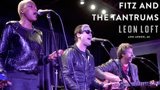 """Fitz and the Tantrums live at the Leon Loft """"The Walker"""" + """"Fools Gold"""" + """"Out of My League"""""""