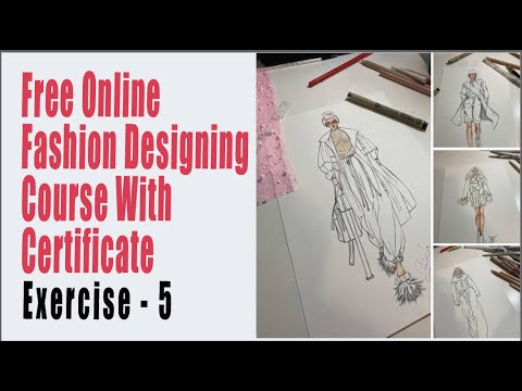 Online Fashion Designing Course Free| Fashion Illustration Online ...