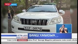 Kilo 450 za bhangi zenye kima cha Ksh 13.3 zimenaswa na maafisa wa polisi