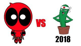 Deadpool vs Saboten Con 2018