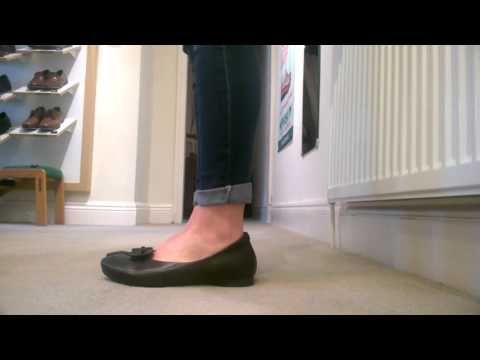 Perfect Little Black Pumps by Think Shoes