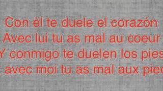 Enrique Iglesias - Duele El Corazon  S & Traduction Française