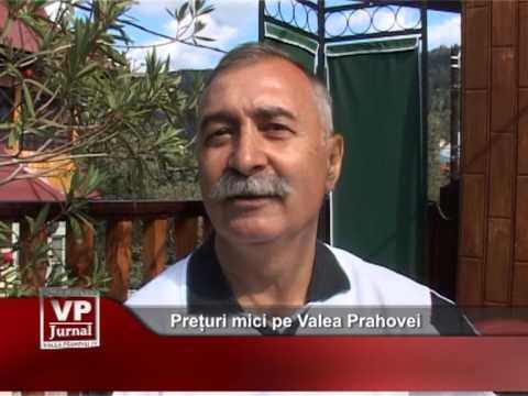 Prețuri mici pe Valea Prahovei