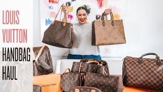 Louis Vuitton Handbag Haul (and Where To Find A Good Deal!)