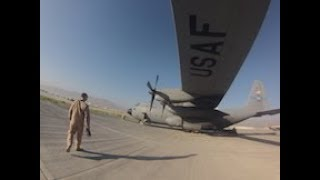 Deployment: First Stage - Getting There! Welcome To Afghanistan