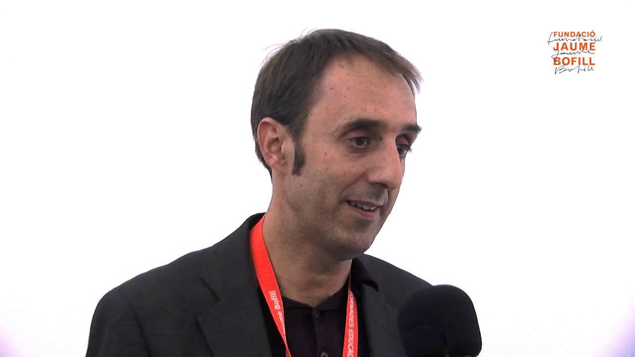 Jordi Plana - 3 prioritats educatives per a la Catalunya d'avui