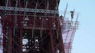 preview picture of video 'Blackpool Tower Spidermen'