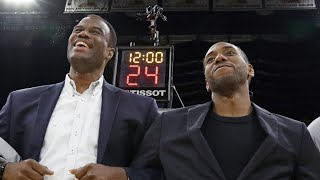 David Robinson STATES 'LeBron IS TRYING TO INFLUENCE Kawhi To Come To L.A.!'