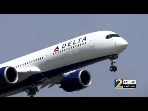 Delta debuts its newest aircraft