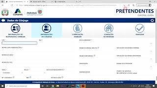 Prefeitura de Coronel Vivida orienta população sobre cadastro da Cohapar