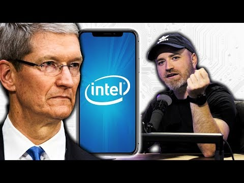 The Intel Powered iPhone Of The Future