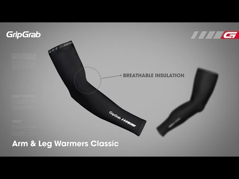 GripGrab Arm Warmers title=