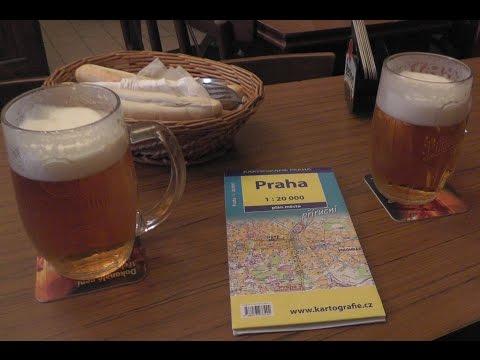 Прага глазами туриста.