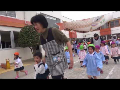 笠間 友部 ともべ幼稚園 子育て情報「3分間マラソン 年少さんデビュー」