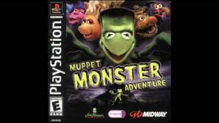 Muppet Monster Adventure OST: Hallways Of Doom