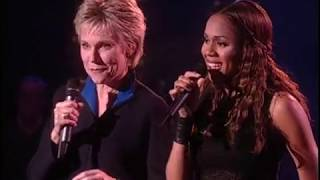 Anne Murray & Deborah Cox - I Can See Clearly Now (Legenda em Inglês)