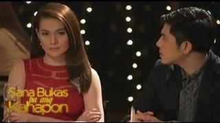 Sana Bukas Pa Ang Kahapon Episode: Awkward Moments