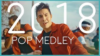 2018 POP MEDLEY (Every Hit Song from 2018!!) - Sam Tsui & KHS | Sam Tsui