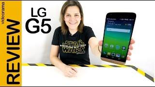 LG G5 review en español | 4K UHD