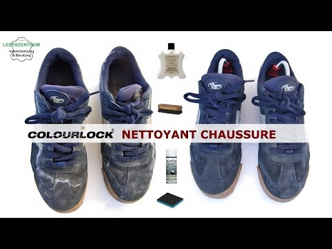 comment nettoyer kickers nubuck