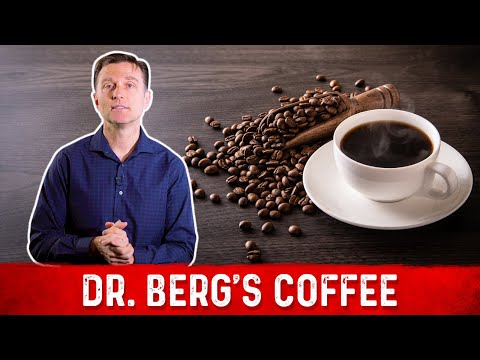 Dr. Berg's Coffee Experiment