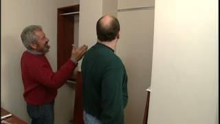 Installing Custom Closets