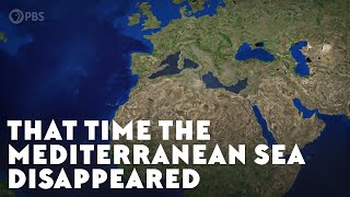 That Time the Mediterranean Sea Disappeared
