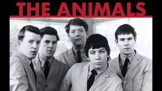 Bring It On Home To Me - The ANIMALS / SAM COOKE - stereo