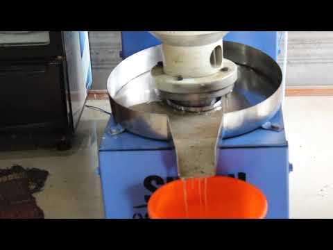 Copra Extraction Machine
