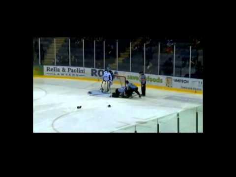 Brandon Baddock vs Rinat Valiev