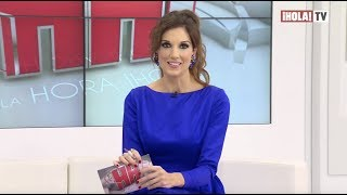 """¡HOLA! TV - LAS JOYAS DE DIANA @ """"La Hora Hola"""""""