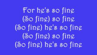 The Chiffons He's So Fine Lyrics
