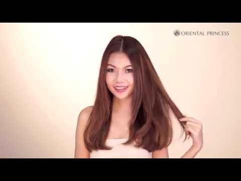 วิธีรับมือกับปัญหาผมชี้ฟูด้วย Cuticle Hair Treatment จาก Oriental Princess