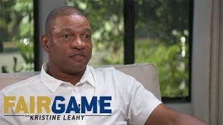 Doc Rivers: Trading Austin was 'The hardest call' I've ever made | FAIR GAME