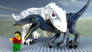 Динозавры Атакуют | LEGO Мультики про Динозавров | ЛЕГО Мир Юрского Периода (2 Сезон)