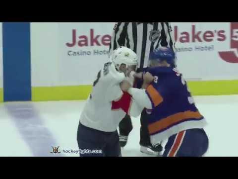 Ross Johnston vs. Josh Brown