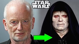 The Actual REASON Palpatine's Face Changed (NOT Sith Alchemy) - Star Wars Explained