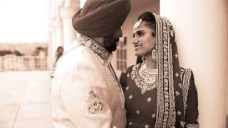 Rakhi Soneya Ve Tar Tunbe di Bna k {Sukh weds Sherry} (Bollywood Studio USA)