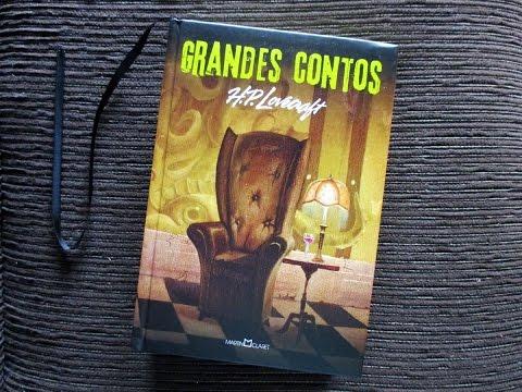 Unpacking | Grandes Contos - H.P. Lovecraft (Martin Claret)