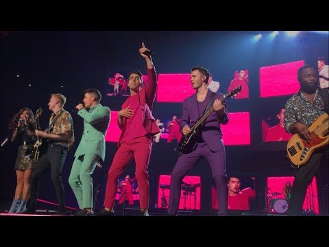 Jonas Brothers - Only Human Live Toronto 2019 Happiness Begins Tour