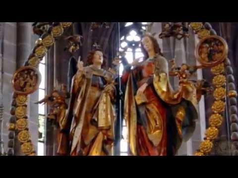 Нюрнберг -собор св. Лоренца