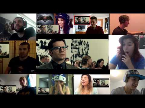 E-reakce na upoutávku Batman vs. Superman: Úsvit spravedlnosti 15+