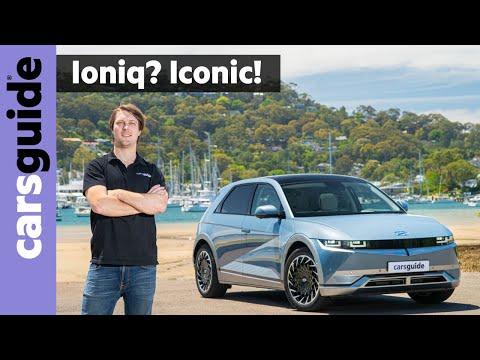 2022 Hyundai Ioniq 5 electric car review: EV rival to Tesla and Kia EV6 tested in Australia!