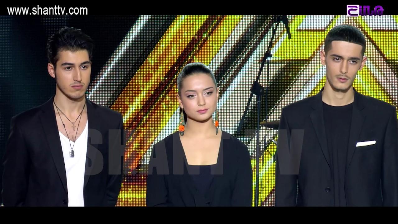 X-Factor4 Armenia-4 Chair Challenge-Garik-Groups-Gor-Artak-Arusik-Little Mix 05.02.2017