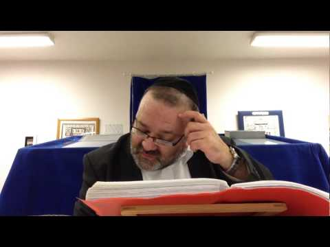 'Hanouka (Introduction) - Rav David Pitoun