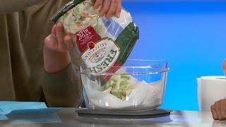 Drs. Rx: Paper Towels Can Keep Lettuce Fresher Longer